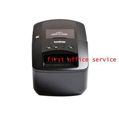 เครื่องพิมพ์ฉลากพิมพ์อักษร บราเดอร์ QL-720NW