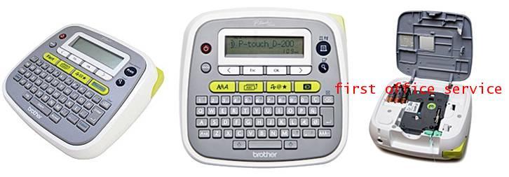 เครื่องพิมพ์สลาก Brother Label PT-D200