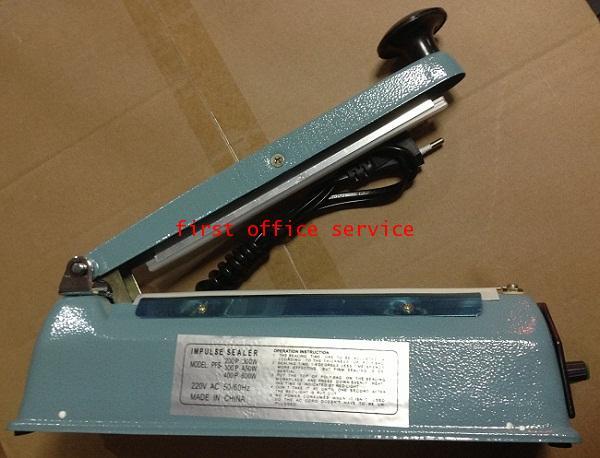 เครื่องซีลปากถุงแบบมือกด รุ่นPFS-200P (8นิ้ว)