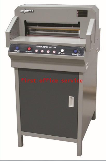 เครื่องตัดกระดาษไฟฟ้า First cut รุ่น 4606 Z