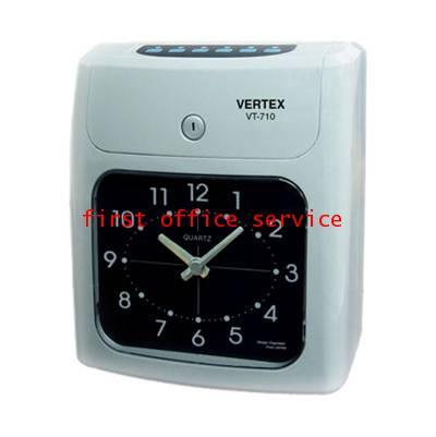 เครื่องตอกบัตร เวอร์เทคVERTEX รุ่น  VT-710