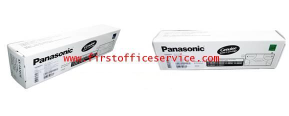 ตลับหมึกโทนเนอร์แฟกซ์ Panasonic KX-FAT411E