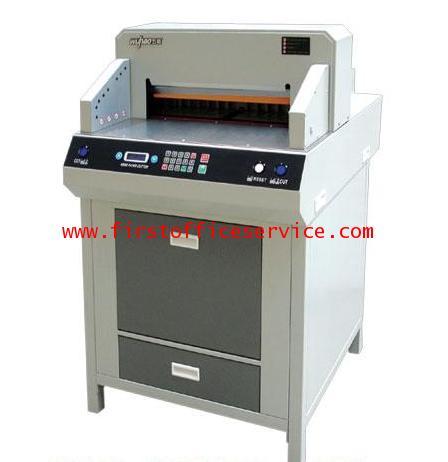 เครื่องตัดกระดาษไฟฟ้า First cut รุ่น4808HD