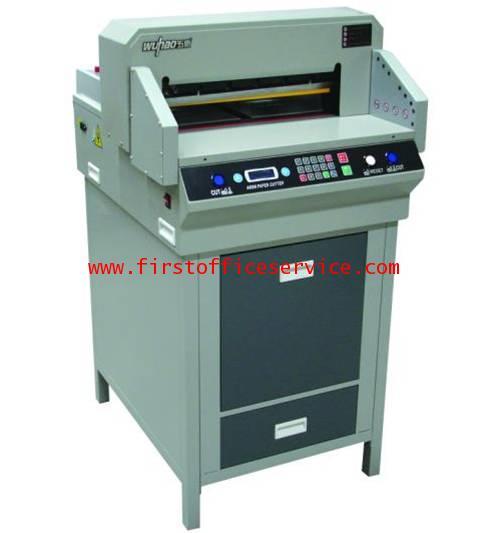 เครื่องตัดกระดาษไฟฟ้า First cut รุ่น 4606H