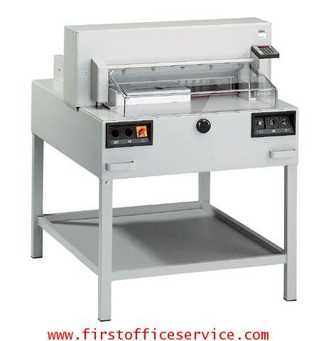 เครื่องตัดกระดาษระบบไฟฟ้า ยี่ห้อIDEALรุ่น4850-95EP(19นิ้ว)ระบบดิจิตอล
