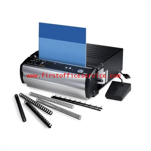 เครื่องเข้าเล่มไฟฟ้าGBC MP2500IX Modular Punch