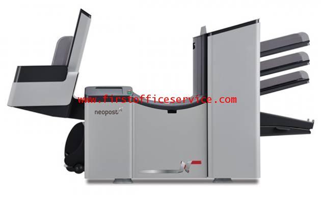 เครื่องพับและใส่ซองกระดาษอัตโนมัติ   ยี่ห้อ Neopost รุ่น DS-75