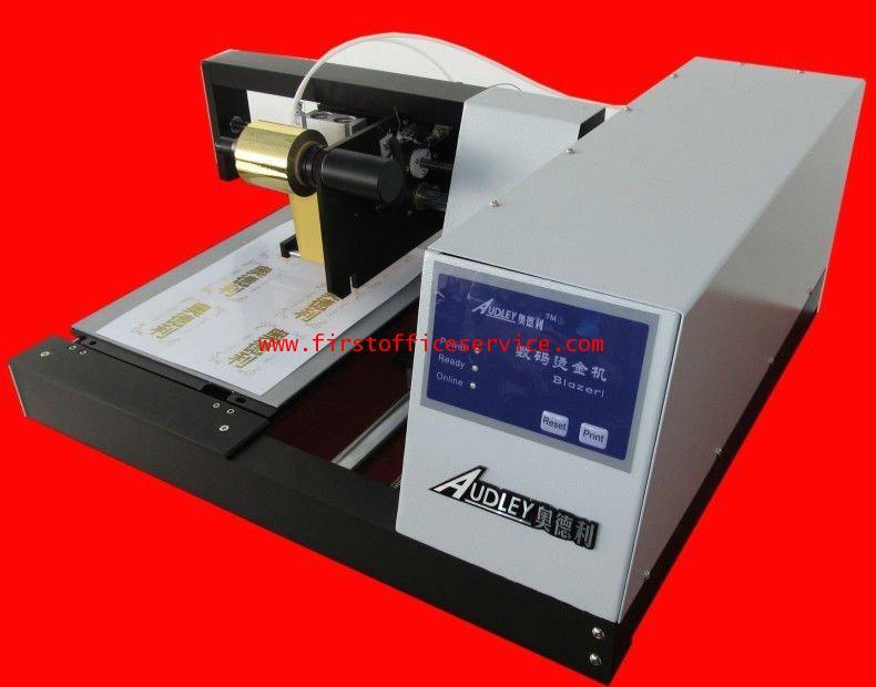 เครื่องพิมพ์ทองปกวิทยานิพนธ์ ระบบดิจิตอล ขนาด A4
