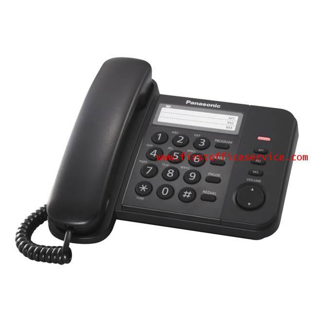โทรศัพท์มีสาย รุ่น KX-TS520MX