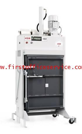 เครื่องอัด HSM V-Press 403