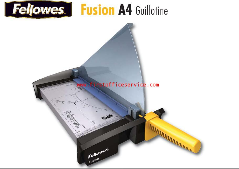 แท่นตัดกระดาษ Fellowes Fusion A4 (แบบสับ)