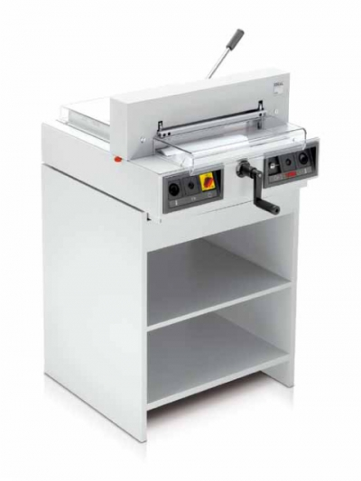เครื่องตัดกระดาษระบบไฟฟ้ายี่ห้อIDEALรุ่น4315