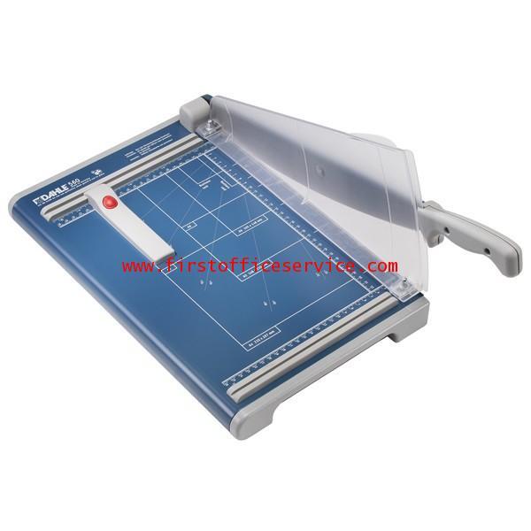 เครื่องตัดกระดาษยี่ห้อ DAHLEรุ่น 00560