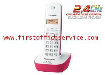 โทรศัพท์ไร้สาย Panasonic KX-TG3411