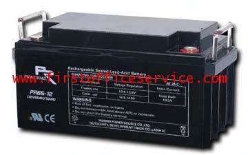 แบตเตอรี่PoweroadPR65-12 (12V 65Ah)