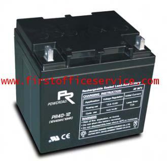 แบตเตอรี่Poweroad : PR45-12 (12V 45Ah)