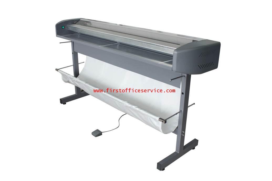 เครื่องตัดกระดาษไฟฟ้าแบบสไลด์รุ่น2500MM.(98นิ้ว)