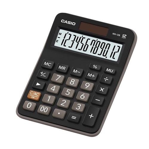 เครื่องคิดเลข คาสิโอ MX-12B