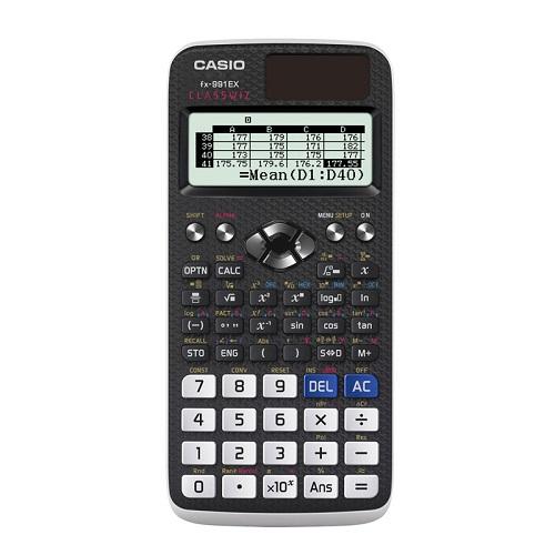 เครื่องคิดเลขวิทยาศาสตร์ คาสิโอ FX-991EX