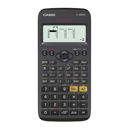 เครื่องคิดเลขวิทยาศาสตร์ คาสิโอ FX-350EX