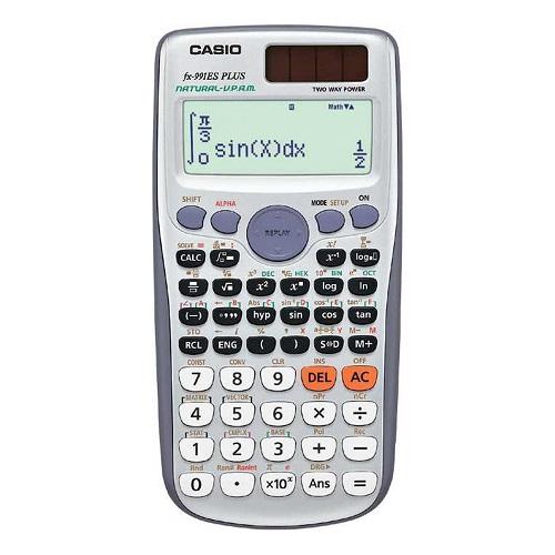 เครื่องคิดเลขวิทยาศาสตร์ คาสิโอ FX-991ES Plus