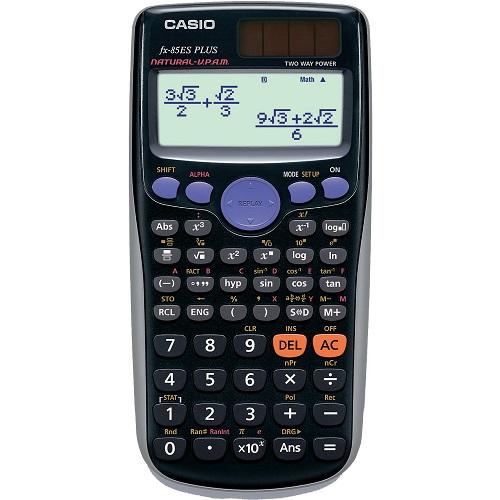 เครื่องคิดเลขวิทยาศาสตร์ คาสิโอ FX-85ES PLUS