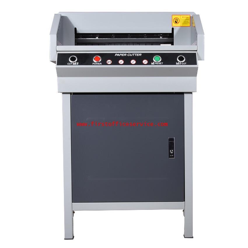 เครื่องตัดกระดาษไฟฟ้า First cut รุ่น 450V7