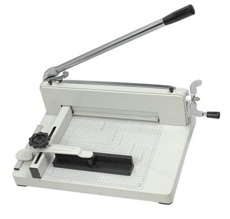 เครื่องตัดกระดาษ ชนิดมือโยกFIRST CUTรุ่น M-13