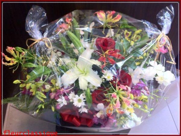 แจกันดอกไม้สด(vase flower)