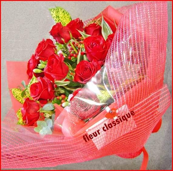 ช่อดอกกุหลาบ(rose bouquet)