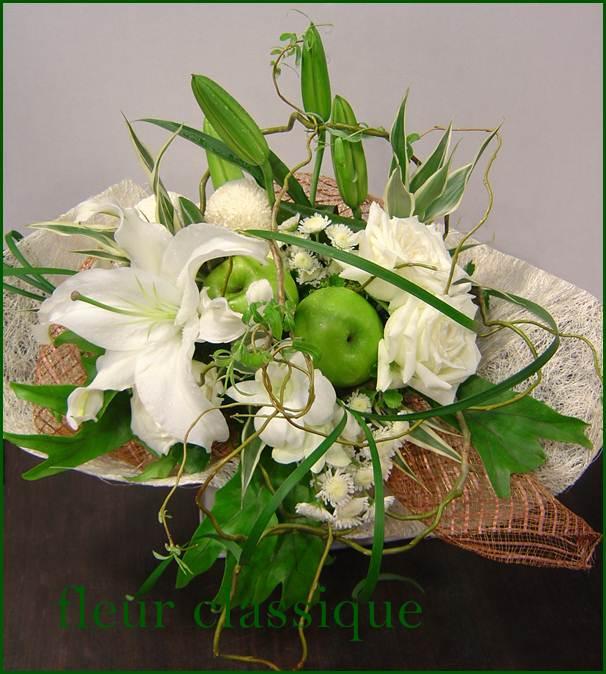 ช่อดอกไม้สไตล์ธรรมชาติ(bouquet)