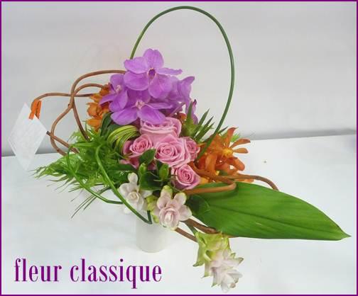 แจกันดอกไม้สไตล์ญี่ปุ่น (japanese flower vase) 1