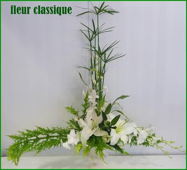 แจกันลิลลี่ (vase lily)