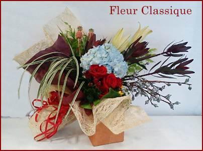 ช่อดอกไม้สด (bouquet) 1