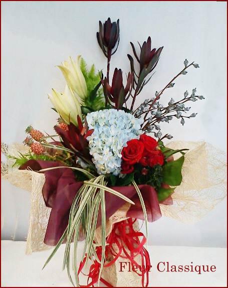 ช่อดอกไม้สด (bouquet) 2