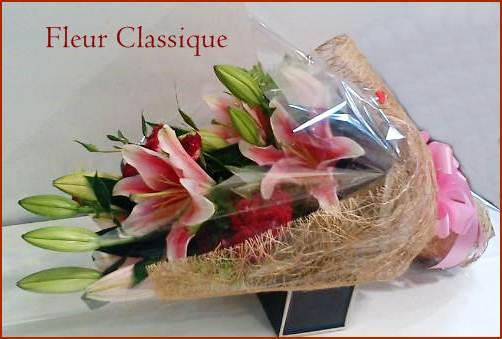������������������������������������������������������ (lily bouquet)