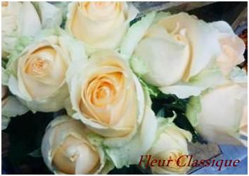 ช่อดอกกุหลาบ 20 ดอก (rose bouquet) 1