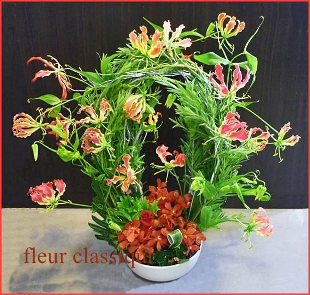 แจกันดอกดาวดึงส์ vase flower