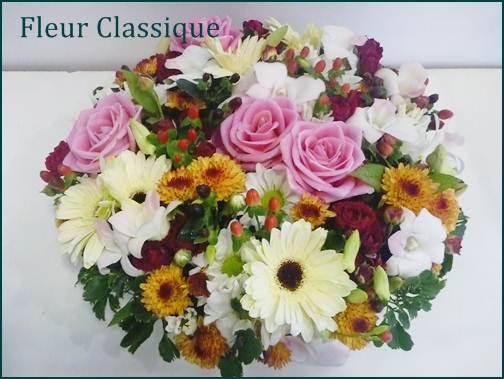 แจกันดอกไม้แบบแฟนซี vase flower