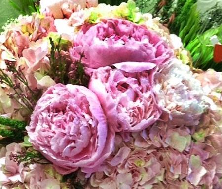 ช่อดอกไม้ผสม (bouquet) 1