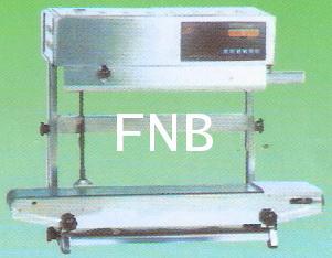 เครื่องซีลถุงแบบสายพานแนวตั้ง [FRD-1000V]