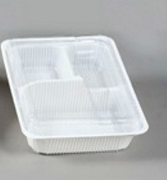 กล่องอาหาร 3 ช่อ 0310