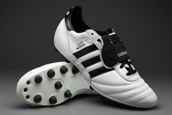 adidas Copa Mundial Limited Edition White /Black/Gold 7UK