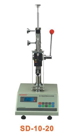 เครื่องวัดแรงสปริง เครื่องทดสอบแรงสปริง spring meter spring tester Spring monitor SD 10-20
