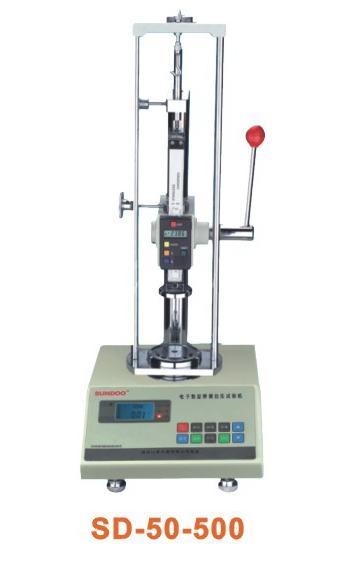 เครื่องวัดแรงสปริง เครื่องทดสอบแรงสปริง spring meter spring tester Spring monitor SD 50-500