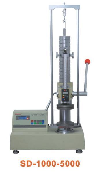 เครื่องวัดแรงสปริง เครื่องทดสอบแรงสปริง spring meter spring tester Spring monitor SD 1000-5000