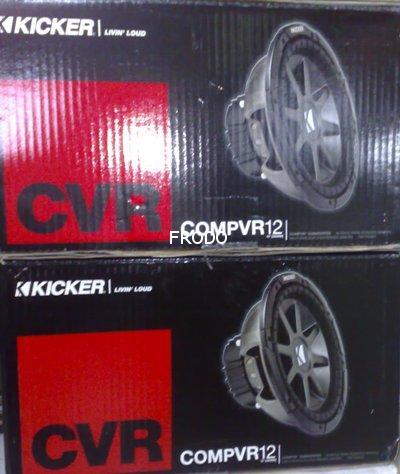 Kicker Comp VR 12