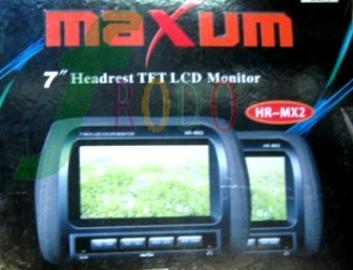 จอหมอน MAXUM HR-MX2
