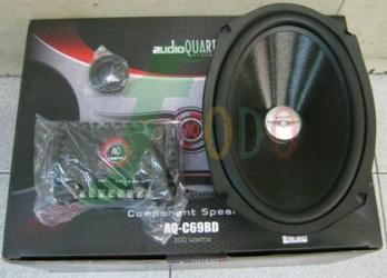 AUDIO QUART AQ-C69BD (6x9นิ้วแยกชิ้น)