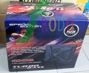 Prism SEW 1000 Turbo Bass